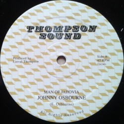 Johnny Osbourne - Man of...