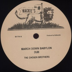The Chosen Brothers - March...