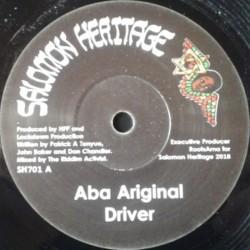 "Aba Ariginal - Driver 7"""