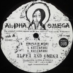 Alpha and Omega - Rastafari...