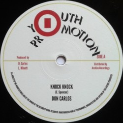 "Don Carlos - Knock Knock 12"""