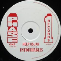 """Untouchables - Help us Jah 12"""""""