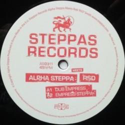 Alpha Steppa meets RSD -...