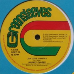 Johnny Clarke - Jah Love is...