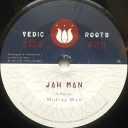 Murray Man - Jah Man 7""