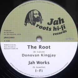 Donovan Kingjay - The Root 12""