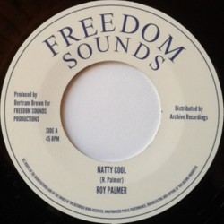 Roy Palmer - Natty Cool 7""