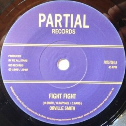 Orville Smith - Fight Fight 7""
