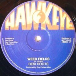 Desi Roots - Weedfields 12""