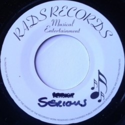 Beres Hammond - Serious 7""