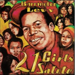 Barrington Levy -  21 Girls...