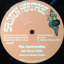 The Samsonites - Jah Never...