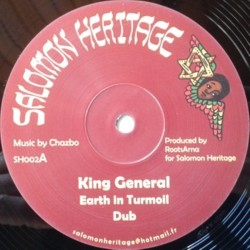 King General - Earth In...