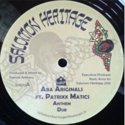 Aba Ariginals ft. Patrixx...