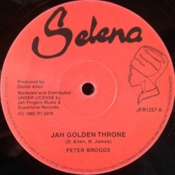 Peter Broggs - Jah Golden...
