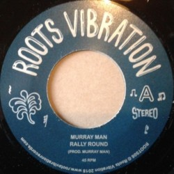Murray Man - Rally Run 7""