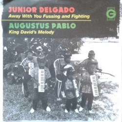 Junior Delgado - Away with...