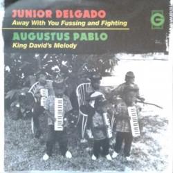 Junior Delgado - Away with...