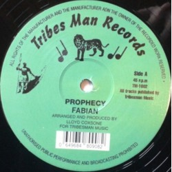 Fabian - Prophecy 12""