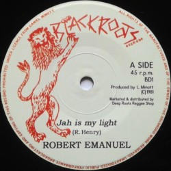 Robert Emmanuel - Jah is my...