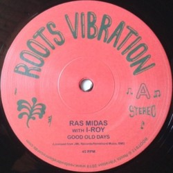 Ras Midas with I Roy - Good...