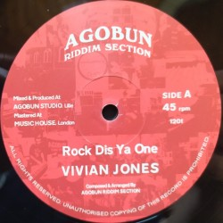 Vivian Jones - Rock Dis Ya...