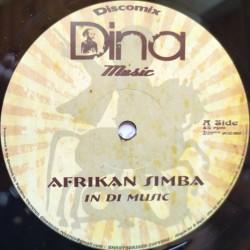 Afrikan Simba - In Di Music...