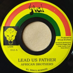 African Brothers - Lead Us...