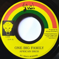 African Brothers - One Big...