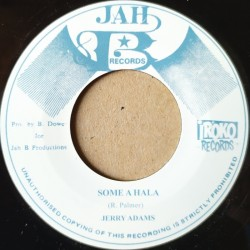 Jerry Adams - Some A Hala 7""
