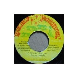 Johnny Osbourne - If Jah...