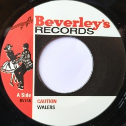 The Wailers - Caution 7""