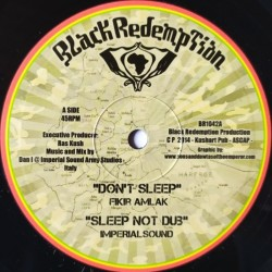 Fikir Amlak - Don't Sleep 10""