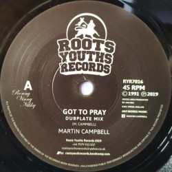 Martin Campbell - Got To...