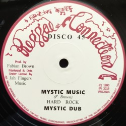 Hard Rock - Mystic Music 12""