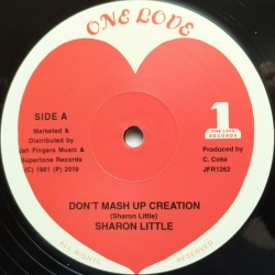 Sharon Little - Don't Mash...