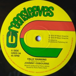Johnny Osbourne - Fally...