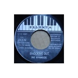 Ini Kamoze - Shocking Out 7""