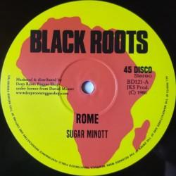 "Sugar Minott - Rome 12"""