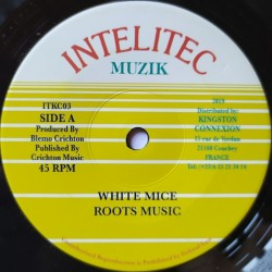 White Mice - Roots Music 7""