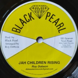 Roy Dobson - Jah Children...