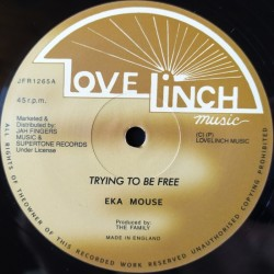 Eek A Mouse - Trying To Be...