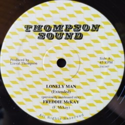 Freddie McKay - Lonely Man 12""