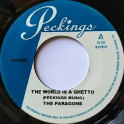 The Paragons - The World Is...