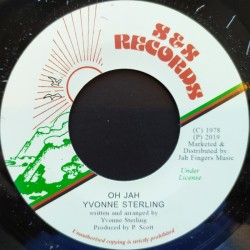 Yvonne Sterling - Oh Jah 7""