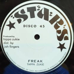Tappa Zukie - Freak 12""