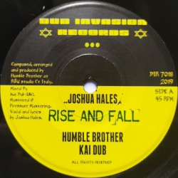 Joshua Hales - Rise And...