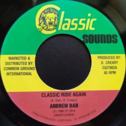 Andrew Dan - Classic Ride...