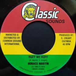 Horace Martin - Ruff We...