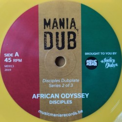 Disciples - African Odyssey 7""
